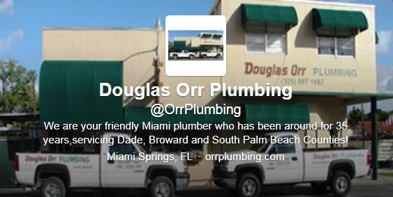 Douglas Orr Plumbing
