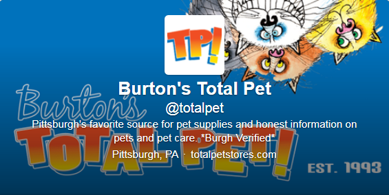 Burtons Total Pet